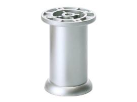 50'lik Plastik Kale Ayak 10cm - M.Krom