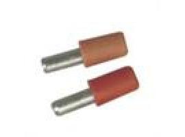 Plastik Başlı metal Raf Pimi - 5mm