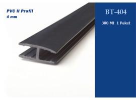 Pvc H Profil 4mm